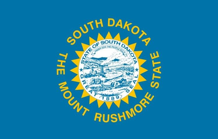 De staat South Dakota (Verenigde Staten)