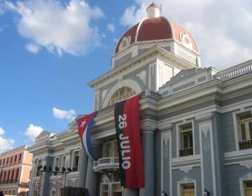 Beweging van de 26ste Juli - Herdenking in Cuba - cc