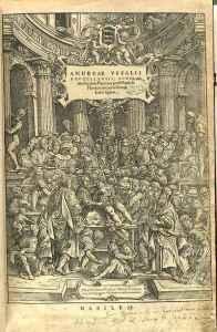 Andreas Vesalius: De humani corporis fabrica libri septem