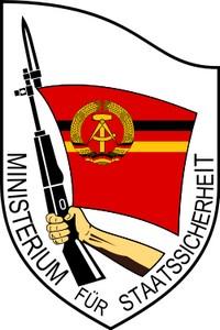 Embleem van de Stasi