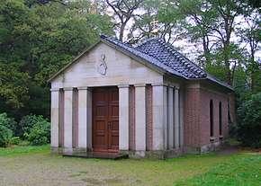 Mausoleum naast Huis Doorn - Foto: Historiek