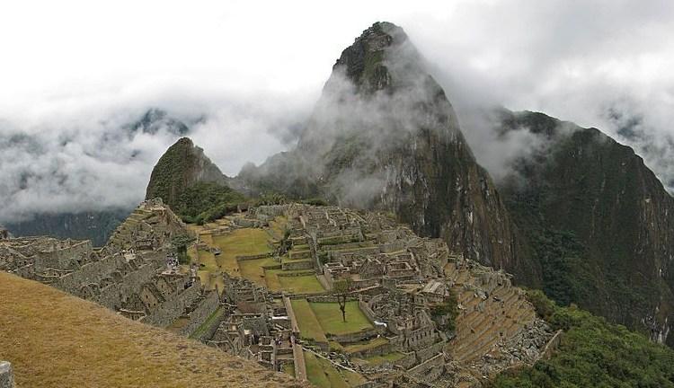 Machu Pichu. cc/Rubyk