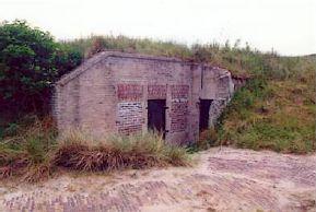 Eén van de bunkers op Ameland. (Afbeelding: Projectbureau Waddeneilanden)