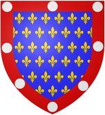 Wapen van de hertogen van Alençon