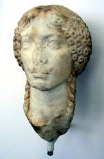 Buste van Julia Agrippina