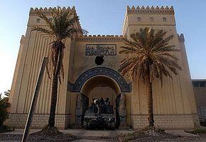 Nationaal Museum van Irak in 2003