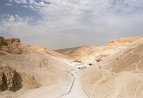 Vallei der Koningen bij Luxor