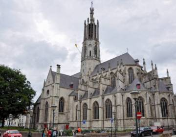 Sint-Willibrordusbasiliek in Hulst - cc