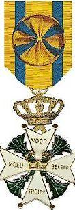 Ridderkruis (IIIe klasse) van de Militaire Willems-Orde