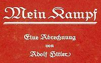 Duitse minister staat open voor heruitgave Mein Kampf