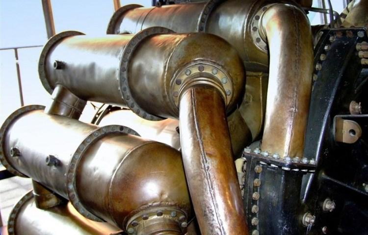 Straalmotor van Frank Whittle - cc