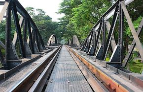 Birma-spoorlijn