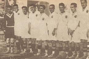 Valencia CF in 1929