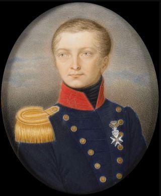 Portret van Jan van Speijk (Rijksmuseum)