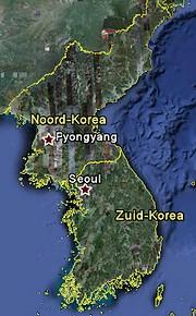 Noord en Zuid Korea