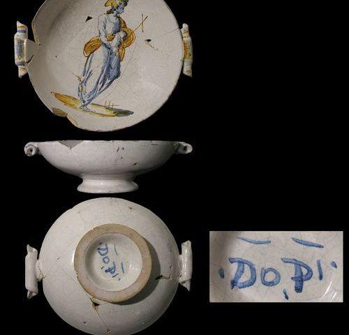 Tijdens het onderzoek aangetroffen geïmporteerd keramiek