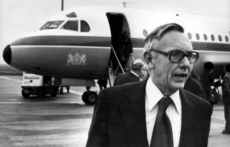 Max van der Stoel (1924-2011) - Minister van Buitenlandse Zaken