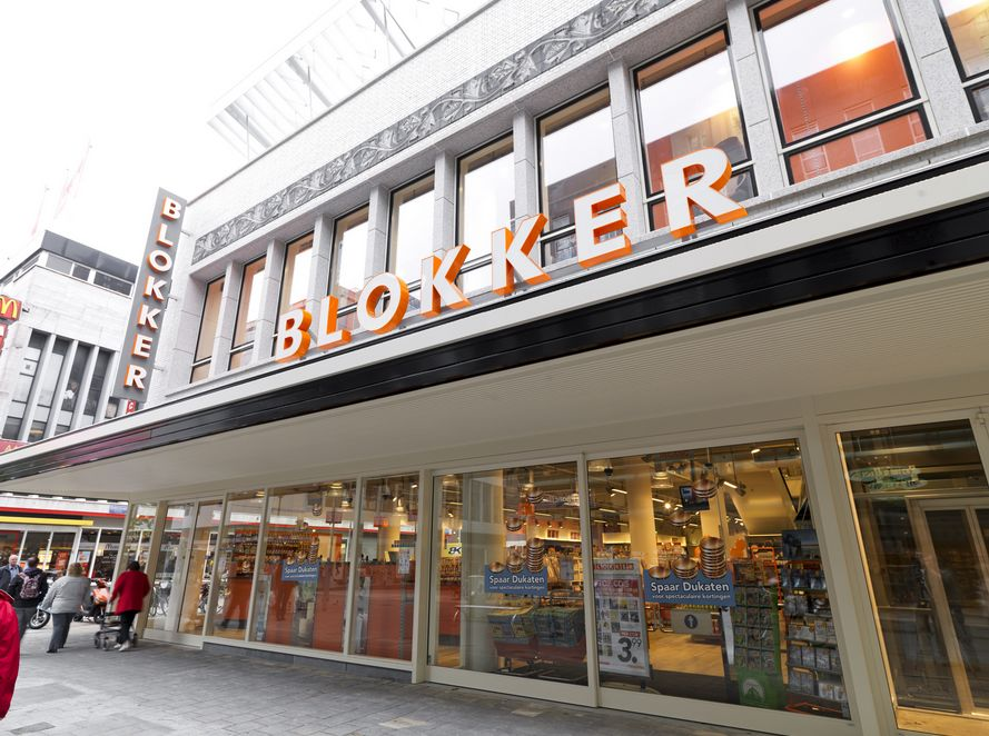 Hoogstraat Rotterdam - Foto: Blokker Holding