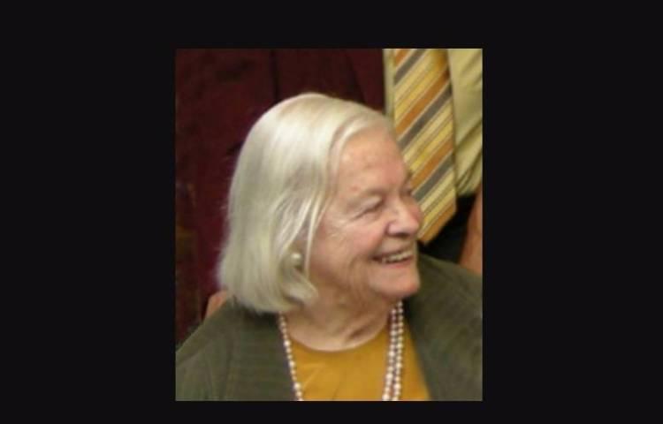 Hella Haasse (93) - Nederlandse schrijfster (cc - Carl Koppeschaar & Erik Baas)