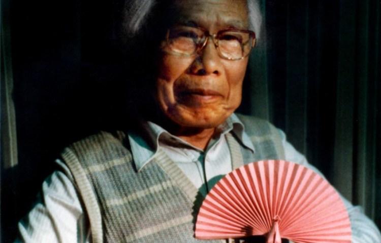 Akira Yoshizawa (1911-2005) - Origami-kunstenaar - cc