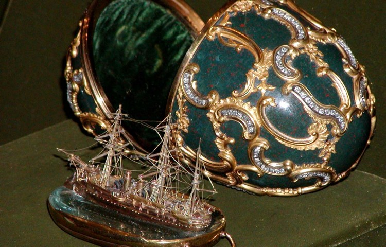 Fabergé ei uit 1891 - cc