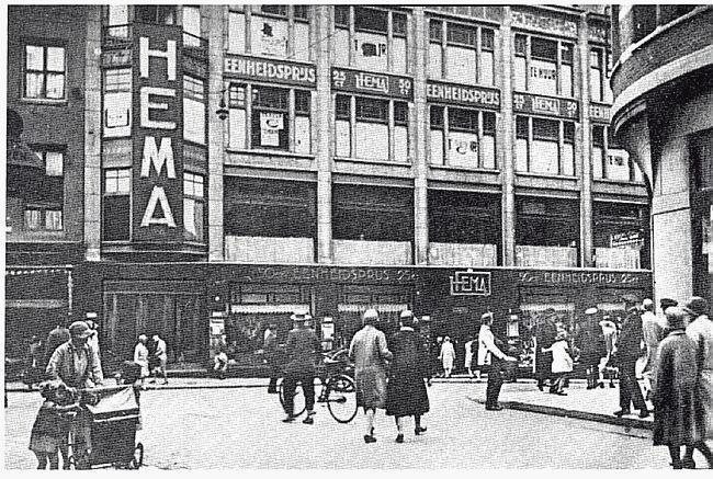 HEMA in Rotterdam, 1930