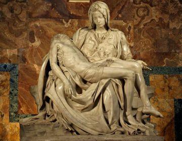 Pièta van Michelangelo