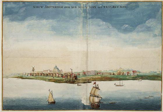 24 september 1664 – Peter Stuyvesant draagt Nieuw Amsterdam over aan de Engelsen