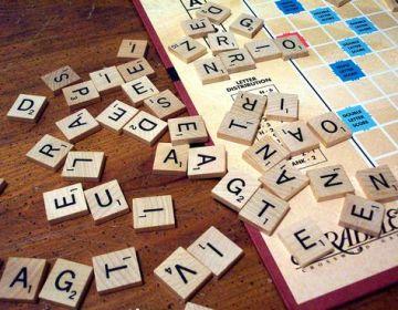 Een belangrijke uitvinding: het ABC - Scrabble - Foto: stock.xchng