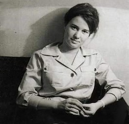 Ulrike Meinhof in 1964