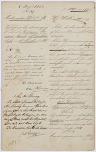 Wet afschaffing slavernij (1863)