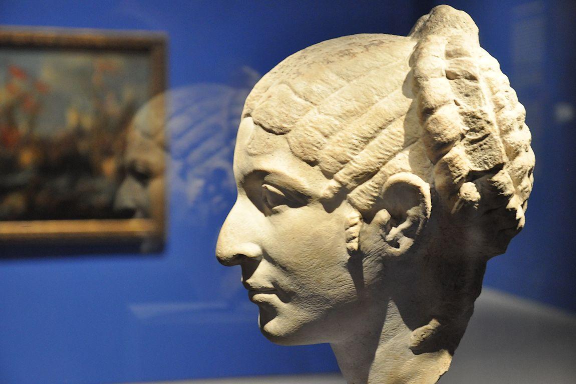 Cleopatra had rood haar en woog negentig kilo