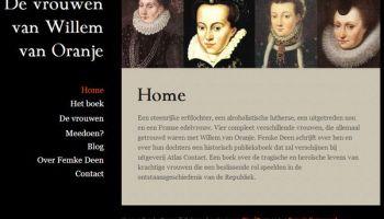 Historicus Femke Deen werkt aan een publiekshistorisch boek over de vrouwen rond Willem van Oranje