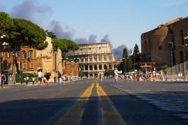 Via dei Fori Imperiali - Foto: CC/Paolo