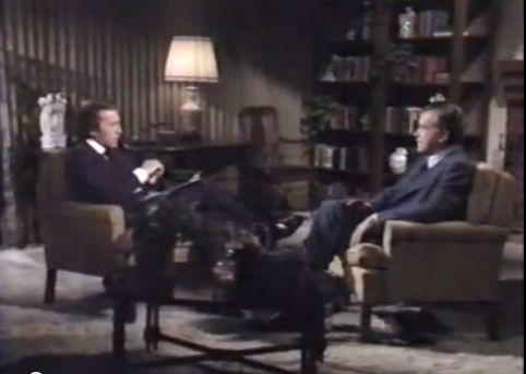 David Frost en Richard Nixon - Still YouTube