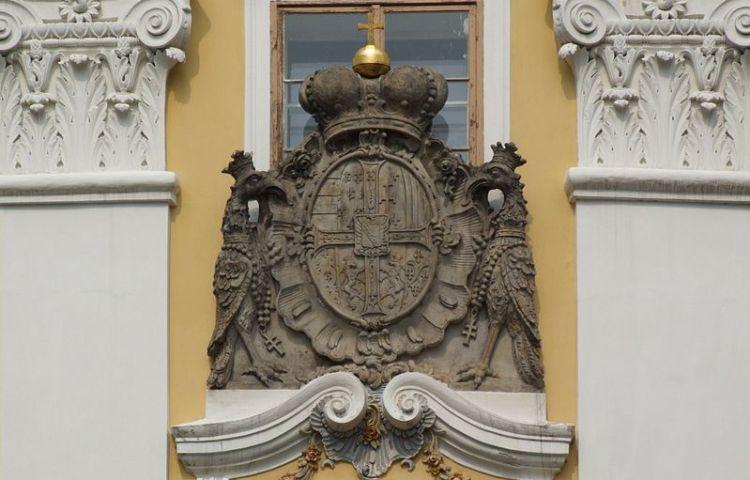 Wapenschild van Karel van Lotharingen