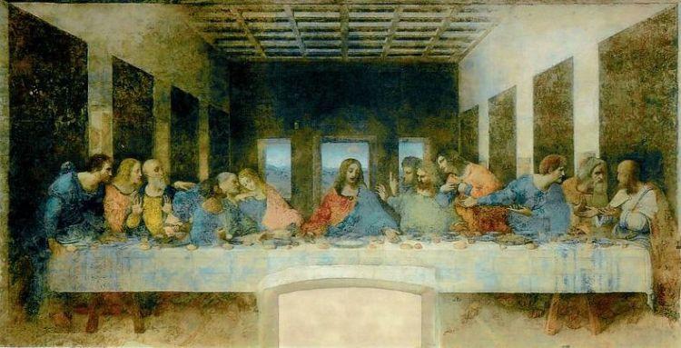 Het Laatste Avondmaal - Leonardo da Vinci