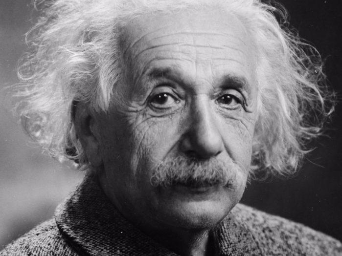 Albert Einstein (1879-1955) - Uitvinder relativiteitstheorie