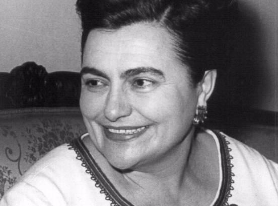 Jovanka Broz, weduwe van Tito