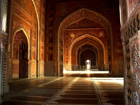 Taj Mahal, Bron: cc/jørn Christian Tørrissen