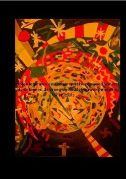 Anekdotes, legendes en andere geschiedenissen van het Barcelona binnen de vroegere middeleeuwse omwalling - Rik Wouters