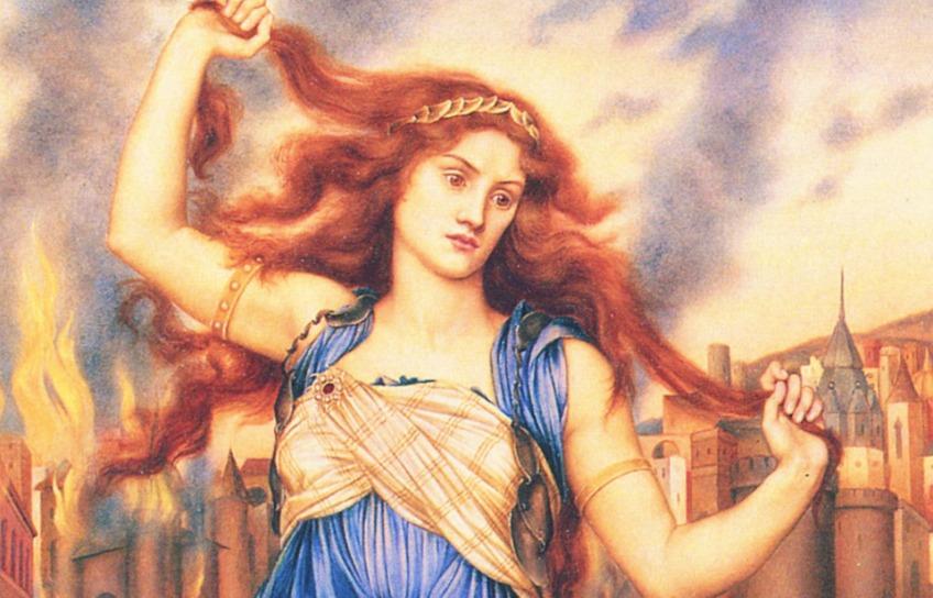 Cassandra - Griekse mythologie