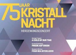 Toonkunst Rotterdam herdenkt Kristallnacht met concert in Berlijn
