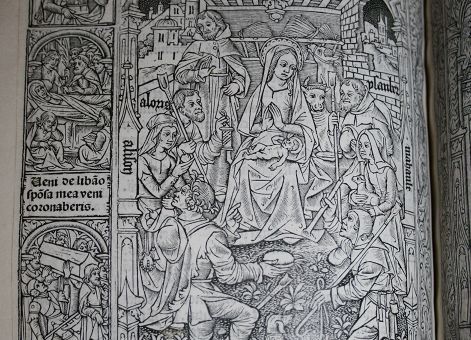 Heures à lusaige de Romme. Paris : pour Symon Vostre [par] Philippe Pigouchet, 22 augustus 1498.