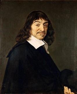 René Descartes in 1648 - Frans Hals
