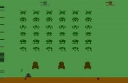 Atari 2600: Space Invaders