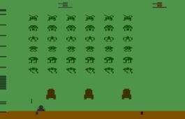 Atari 2600: Space Invaders
