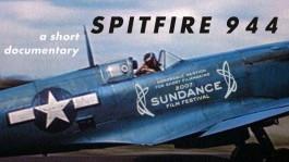 Spitfirepiloot ziet voor het eerst beelden van zijn noodlanding