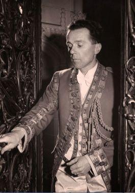 Cor Geelen (1912-1991), diende vijftig jaar op Kasteel de Haar