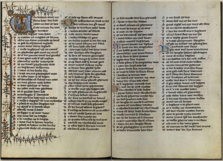 De Beatrijs, ca. 1374 (KB)